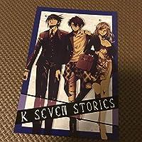 K SEVEN STORIES 渋谷 マルイ OIOI THEキャラ ガラポン 抽選 購入特典 B賞 ポストカード 伏見猿比古 宗像 限定 ザッキャラ モディ