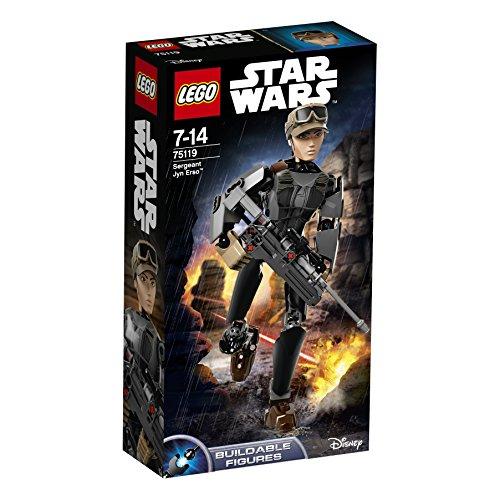 レゴ (LEGO) スター・ウォーズ ジン・アーソ軍曹 75119