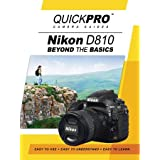 Nikon D810 Beyond the Basics DVD by QuickPro Camera Guides