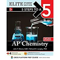 5 Steps to a 5: AP Chemistry 2020 Elite Student Edition【洋書】 [並行輸入品]