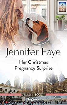 Her Christmas Pregnancy Surprise by [Faye, Jennifer]