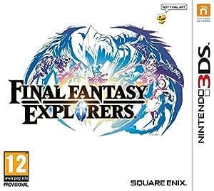ファイナルファンタジーエクスプローラーズ - 3DS
