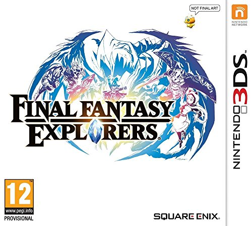 ファイナルファンタジーエクスプローラーズ - 3DSの詳細を見る