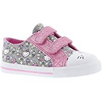Hello Kitty Lil Frosty Girls Toddler Fashion Sneakers