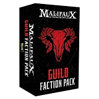 Malifaux Guild Faction Pack 3rd Edition [並行輸入品]