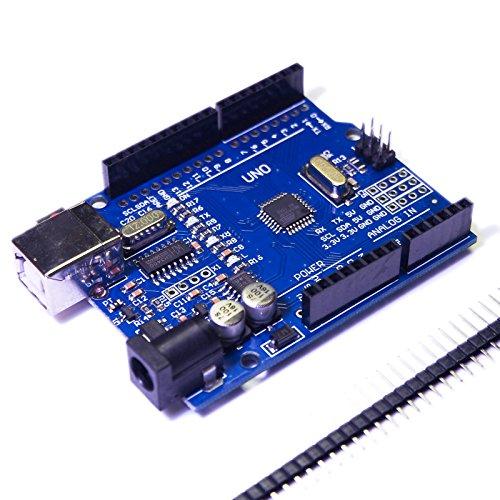 『waves Arduino UNO R3 互換品 (ケース無し)』のトップ画像