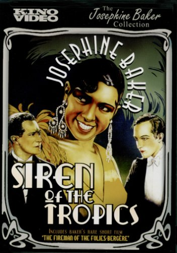 Josephine Baker Collection: Siren of the Tropics [DVD] [Import]