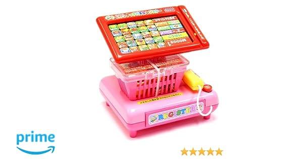 39fa8ab18ec0d0 Amazon   ペンちゃん タッチパネル レジスター お店やさんごっこ レジ ままごと   お店屋さん   おもちゃ