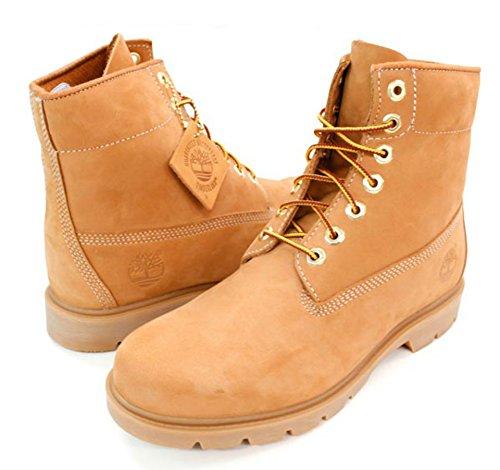[ティンバーランド] Timberland メンズ 6インチ ベーシック ブーツ 防水 雨 雪 靴 カジュアル アウトドア 6inch BASIC BOOT 10066 ウィートヌバック 27.0cm