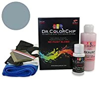 Dr。ColorChipリンカーンMKS Automobileペイント Squirt-n-Squeegee Kit ブルー DRCC-644-112-0001-SNS