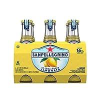 サンペレグリノ  スパークリング  フルーツベバレッジ  リモナータ(レモン) 200ml×6本