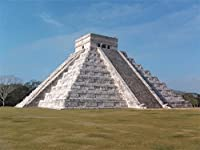 ofila 9x 6ft写真バックドロップマヤピラミッド古代建築物子供ベビーキッズビデオスタジオ写真撮影小道具