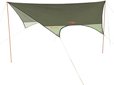 ロゴス(LOGOS) タープ neos ドームFITヘキサ 4443-N ヘキサゴン型 耐風性 UVカット加工