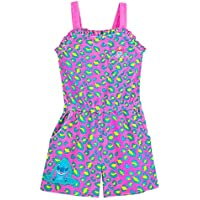 Disney Stitch Romper Cover-Up for Girls