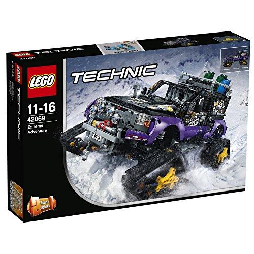 レゴ(LEGO)テクニック エクストリームアドベンチャービークル 42069