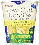明星 低糖質麺Low-Carb Noodles やわらか蒸し鶏のレモンジンジャースープ 52g×12個