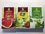 Best Shishas - AL Fakher Herbal Shisha 3 x 50g Flavors Review