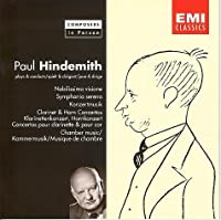Plays & Conducts Hindemith