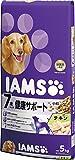 アイムス (IAMS) シニア犬用(7歳以上) 健康サポートチキン 小粒 5kg [ドッグフード]