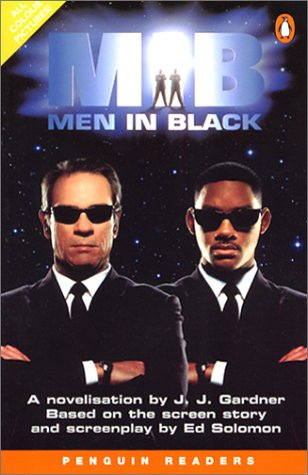 *MEN IN BLACK                      PGRN2 (Penguin Readers (Graded Readers))の詳細を見る