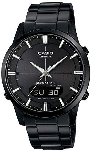 [カシオ]CASIO 腕時計 リニエージ 電波ソーラー LCW-M170DB-1AJF メンズ