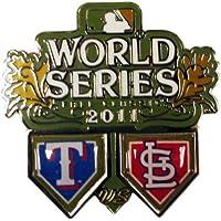2011年MLBワールドシリーズヘッドtoヘッドピン