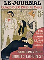 Le Journal–La Traite des blanchesposter (アーティスト: Steinlen , Theophile Alexandre )フランスC。1899 24 x 36 Giclee Print LANT-58587-24x36