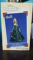 Hallmark (ホールマーク) Keepsake Ornament - Celebration Barbie(バービー) 2004 (QX8604) ドール 人形 フィギュア(並行輸入)