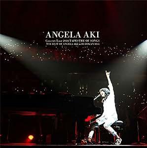 アンジェラ・アキ Concert Tour 2014 TAPESTRY OF SONGS - THE BEST OF ANGELA AKI in 武道館 0804 [DVD]