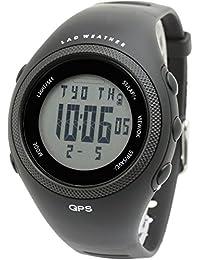 [LAD WEATHER]ラドウェザー GPSウォッチ/GPS腕時計 ビジネス/アウトドア/スポーツ/ランニング メンズ/レディース 時計 GPS WATCH