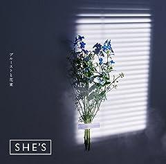 SHE'S「Ghost」の歌詞を収録したCDジャケット画像