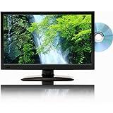 レボリューション 16インチDVD内臓テレビ(外付HD対応) ■型番:ZM-01J1601DTV