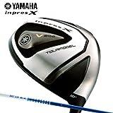 ヤマハ ゴルフ ドライバー インプレスX V202 ツアーモデル グラファイトデザイン TourAD BB-6 シャフト S/10