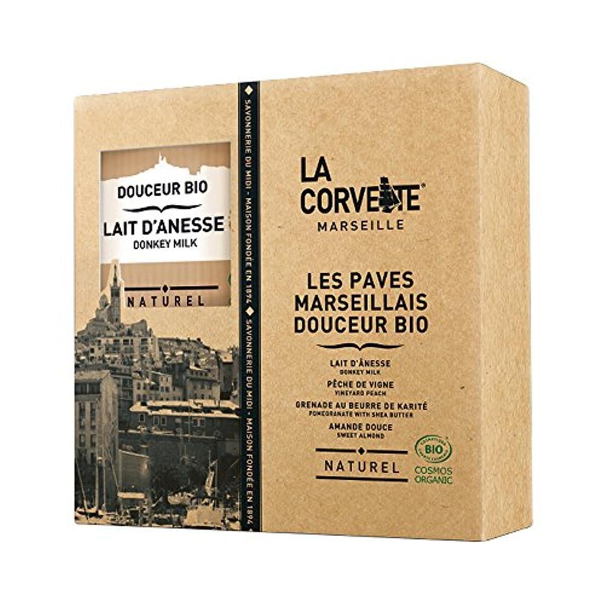 知覚的バラバラにする思想La Corvette(ラ?コルベット) ラ?コルベット ビオソープギフトボックス