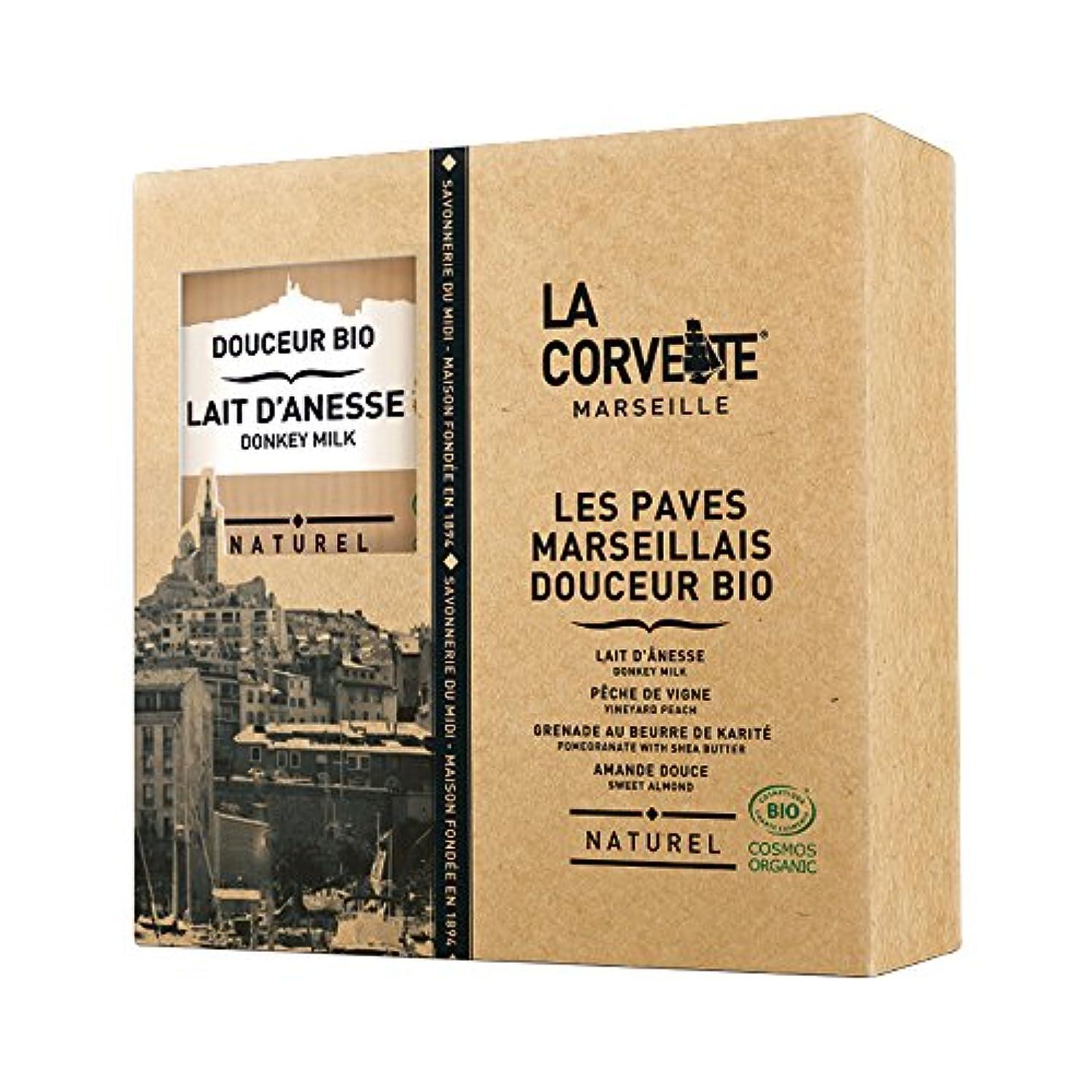 計算真面目な同盟La Corvette(ラ?コルベット) ラ?コルベット ビオソープギフトボックス