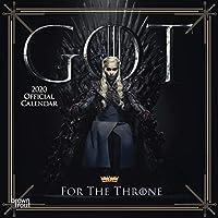 Game of Thrones 2020 Mini Wall Calendar