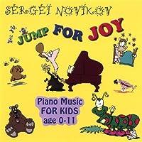 Jump for Joy by Sergei Novikov