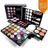 #3 Sivanna Colors PRO MAKE UP PALETTE DK212 3 in 1 Make-up Palette Set