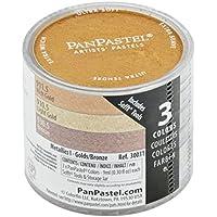 ホルベイン パンパステル 3色セットⅠゴールド 30031