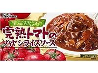 ハウス食品 完熟トマトのハヤシライスソース184g ×60個