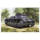 サイバーホビー 1/35スケール WW.Ⅱ ドイツ軍 Ⅱ号戦車 F型