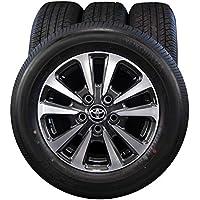 15インチ 4本セット タイヤ&ホイール YOKOHAMA (ヨコハマ) S-221 195/65R15 TOYOTA (トヨタ) NOAH (ノア)・VOXY (ヴォクシー)・ESQUIRE (エスクァイア) 純正 15×6J(+50) PCD114.3-5穴