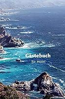 Gaestebuch fuer Hotel: Blank 240 Seiten 6x9 Zoll