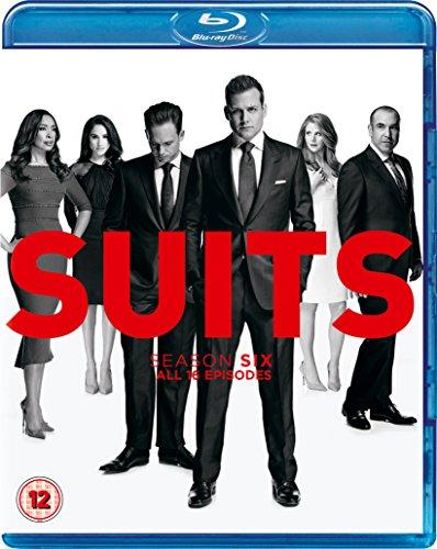 Suits Season 6 [Blu-ray region B](海外Inport版)
