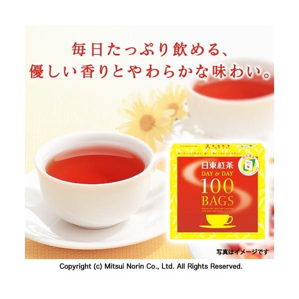 日東紅茶 DAY&DAY ティーバッグの紹介画像8