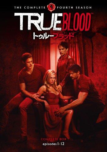 トゥルーブラッド <フォース・シーズン>コンプリート・ボックス (6枚組) [DVD]の詳細を見る