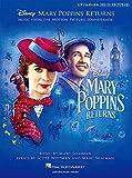 ピアノ&ボーカル メリー・ポピンズ リターンズ (ピアノ&ボーカル ギターコードダイアグラム付)