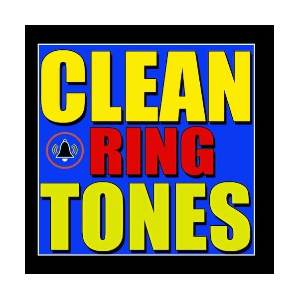 Clean Ring Tones: Family...の商品画像