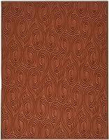 Mayco MT004E Swirls Designer-Texture Mat Rubber 7 x 9 Size 9 Height 1 Width 7 Length [並行輸入品]