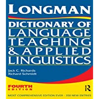 Longman Dictionary of Language Teaching and Applied Linguistics (English Edition)